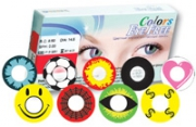 Eye Free Colors Carnival