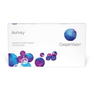 Cooper Vision Biofinity