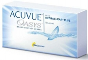 Acuvue Oasys with Hydraclear Plus (12 бл.)