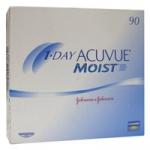 Acuvue 1-Day Moist 90 pk