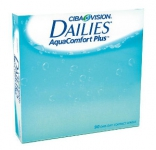 DAILIES AQUACOMFORT PLUS 90 pk