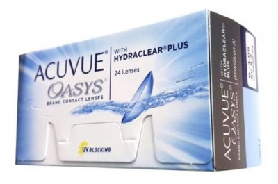 Acuvue Oasys with Hydraclear Plus (24 бл.)