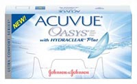 Acuvue Oasys with Hydraclear Plus (6 бл.)