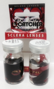 Sclera Catcher
